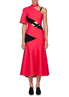 Proenza Schouler Women's Crisscross-Strap Midi-Dress