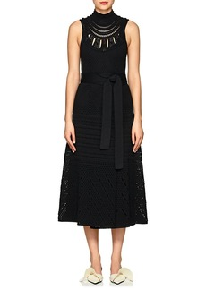 Proenza Schouler Women's Crochet Midi-Dress