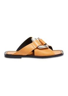 Proenza Schouler Women's Embellished Mule Sandals