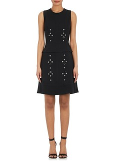Proenza Schouler Women's Embellished Peplum Shift Dress