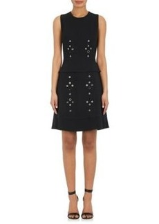 Proenza Schouler Women's Embellished Peplum Shift Dress