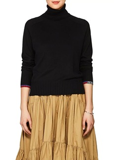 Proenza Schouler Women's Fine-Gauge Silk-Blend Sweater