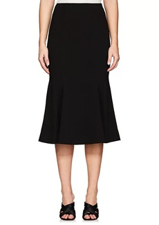 Proenza Schouler Women's Flared-Hem Knee-Length Skirt