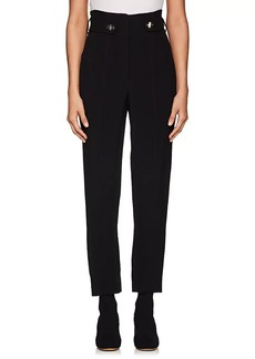Proenza Schouler Women's Fluid Cady Wide-Leg Pants