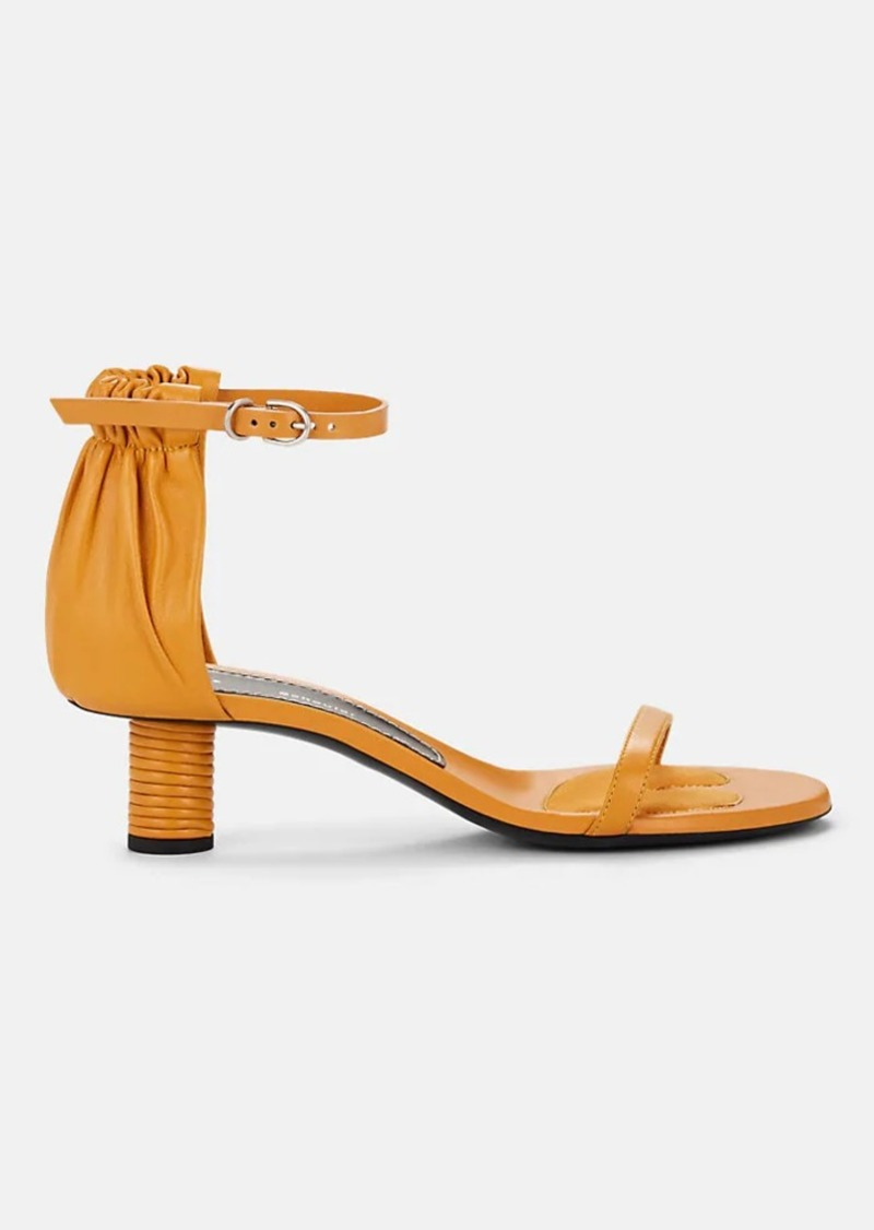 Proenza Schouler Women's Leather Ankle-Strap Sandals