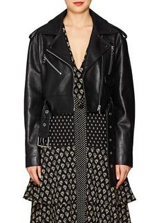 Proenza Schouler Women's Leather Biker Jacket
