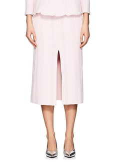 Proenza Schouler Women's Mixed Compact Knit Pencil Skirt