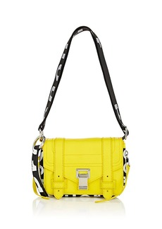Proenza Schouler Women's PS1+ Mini Leather Crossbody Bag - Yellow