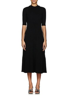 Proenza Schouler Women's Rib-Knit Fit & Flare Sweaterdress