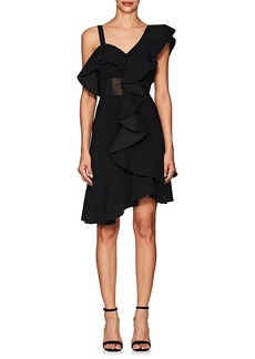 Proenza Schouler Women's Ruffled Cady One-Shoulder Dress