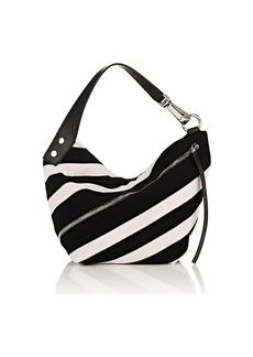Proenza Schouler Women's Small Knit Hobo Bag - Pink