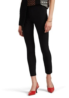 Proenza Schouler Women's Stretch-Twill Moto Pants