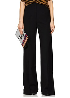 Proenza Schouler Women's Stretch-Wool Flare Trousers