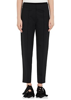 Proenza Schouler Women's Stretch-Wool Twill Tapered Trousers