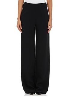Proenza Schouler Women's Stretch-Wool Wide-Leg Pants