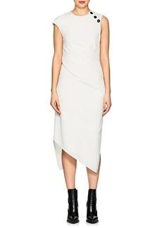 Proenza Schouler Women's Textured Crepe Midi-Dress
