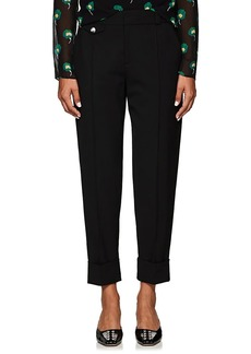 Proenza Schouler Women's Wool Cuffed Trousers