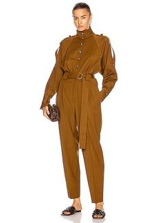 Proenza Schouler Wool Jumpsuit