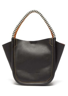 Proenza Schouler XS rope-handle leather tote