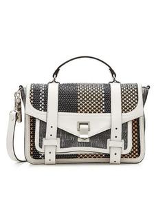 Proenza Schouler PS1 + Medium Woven Bag