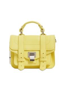 Proenza Schouler Ps1 Micro Leather Bag