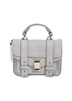 Proenza Schouler Ps1 Micro Leather Top Handle Bag