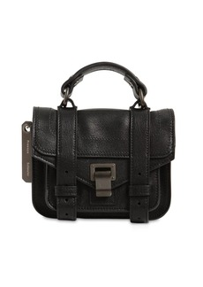 Proenza Schouler Ps1 Micro Lux Leather Bag