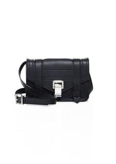 Proenza Schouler PS1+ Mini Grained Leather Crossbody Bag