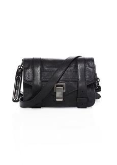 Proenza Schouler PS1 Mini Lux Leather Crossbody Bag