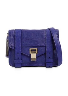 Proenza Schouler Ps1 Mini Lux Leather Cross Body Bag