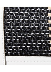 Proenza Schouler PS1 Mixed Woven Medium Satchel
