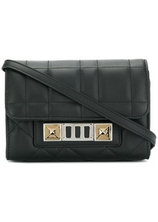 Proenza Schouler Quilted PS11 Wallet With Strap