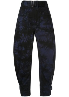 Proenza Schouler PSWL Bleach Dye Utility Pants