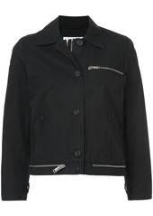 Proenza schouler pswl collared jacket abvea29ace3 a