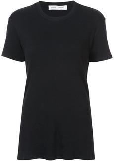 Proenza Schouler PSWL Cotton Short Sleeve Top