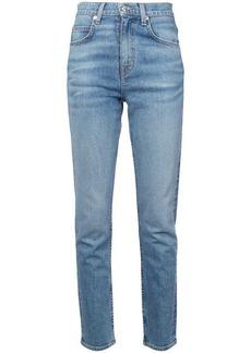 Proenza Schouler PSWL High Rise Slim Jeans