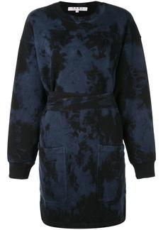 Proenza Schouler PSWL Ink Blotch Sweatshirt Dress