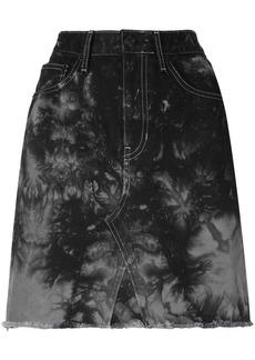 Proenza Schouler PSWL Silverlake Denim Mini Skirt