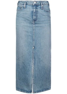 Proenza Schouler PSWL Straight Denim Skirt