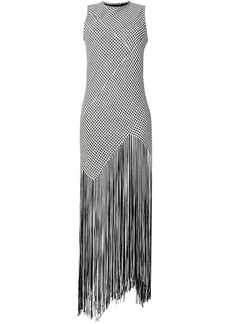 Proenza Schouler Re Edition Long Fringed Dress
