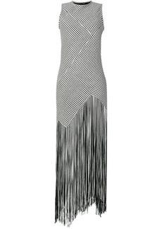 Proenza Schouler Re Edition Long Fringed Dress