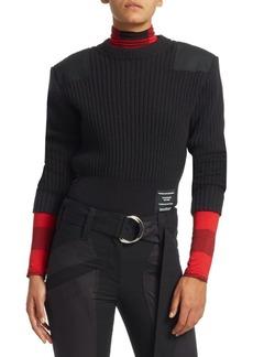 Proenza Schouler Rib-Knit Sweater