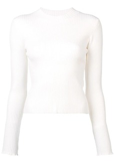Proenza Schouler ribbed fitted sweater