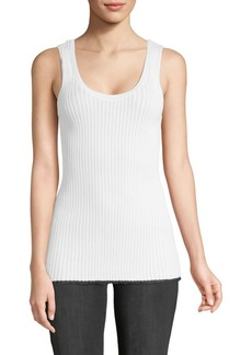 Proenza Schouler Ribbed Tank Top