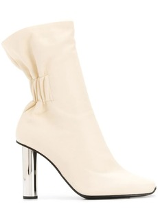 Proenza Schouler Ruched Nappa High Boots