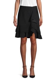 Proenza Schouler Ruffled A-Line Skirt