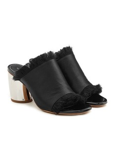 Proenza Schouler Satin Sandals