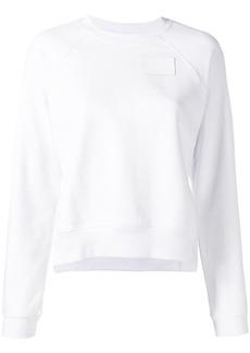Proenza Schouler side slit sweatshirt