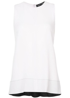 Proenza Schouler Sleeveless Flared Top