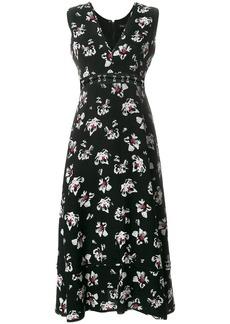 Proenza Schouler Sleeveless long v-neck dress